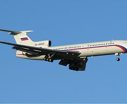 Tajemniczy lot rosyjskiego TU-154M nad Kapitolem, Pentagonem i posiadłościami Trumpa