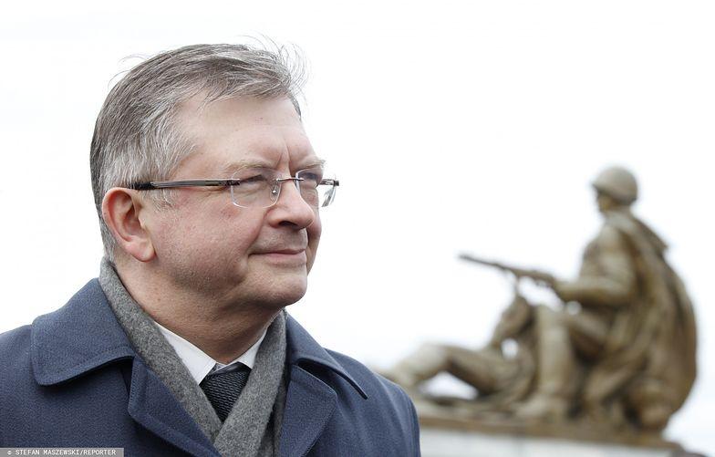 Polskie MSZ wzywa pilnie rosyjskiego ambasadora