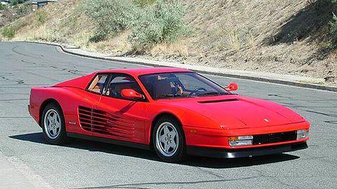 Nadjeżdża Test Drive: Ferrari