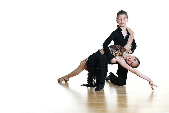Sport dla malucha - profesjonalny taniec