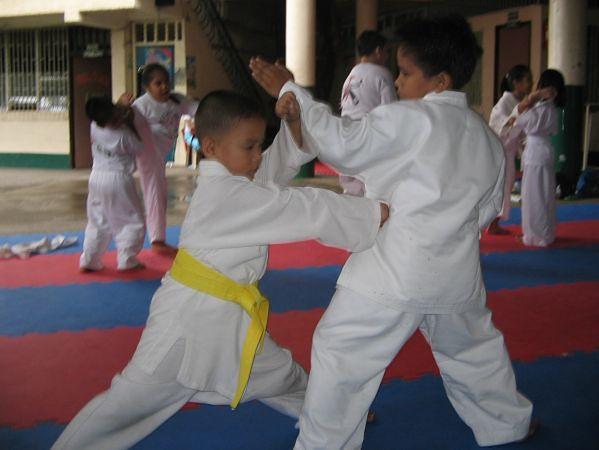 Sport dla malucha - karate