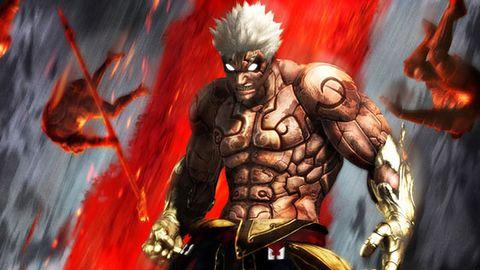 W kalejdoskopie: Asura's Wrath