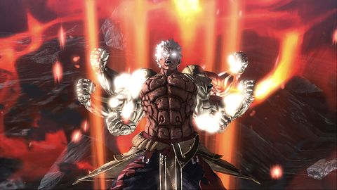 W Asura's Wrath nie znajdziecie ani chwili, aby się nudzić