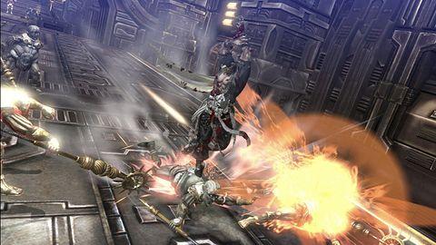 Asura's Wrath: nietypowy slasher z lutową datą premiery