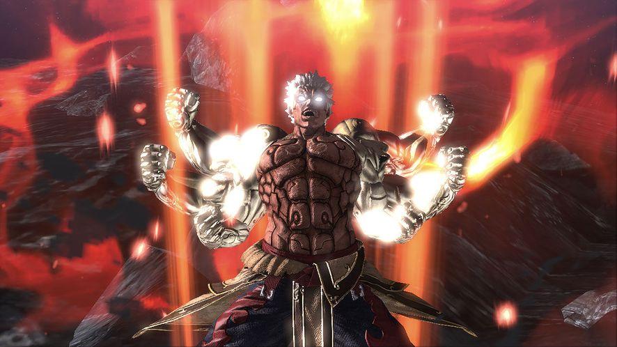 Asura's Wrath - zagrałem w demo, ale nie wiem czy to jeszcze gra...[WIDEO]