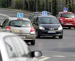 Przepisy, którymi rząd straszył kierowców w 2017. Wejdą w życie dopiero w 2018
