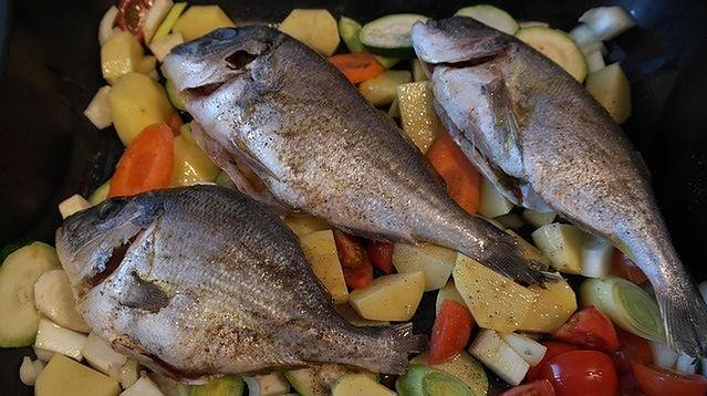 Ryby i curry