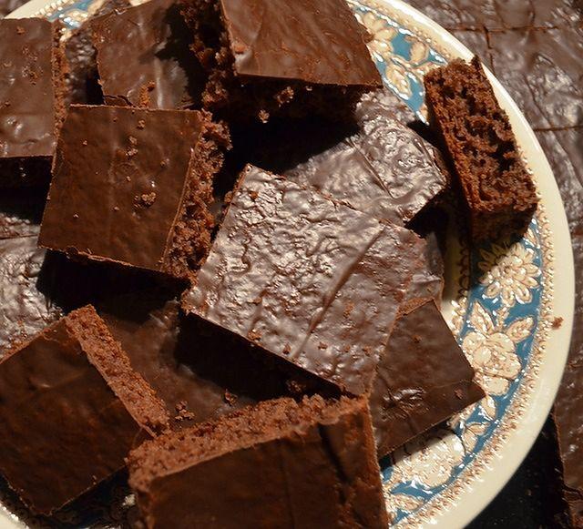Dzienna dawka orzechów i czekolady