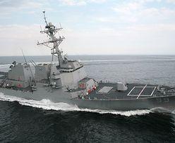 Amerykański niszczyciel USS Farragut przybije do Gdyni. Pozostanie tam do niedzieli