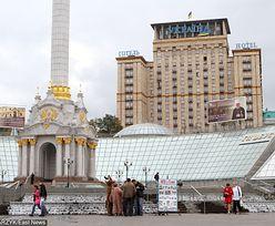 Ewakuacja w centrum Kijowa. Policja dostała informację o bombie