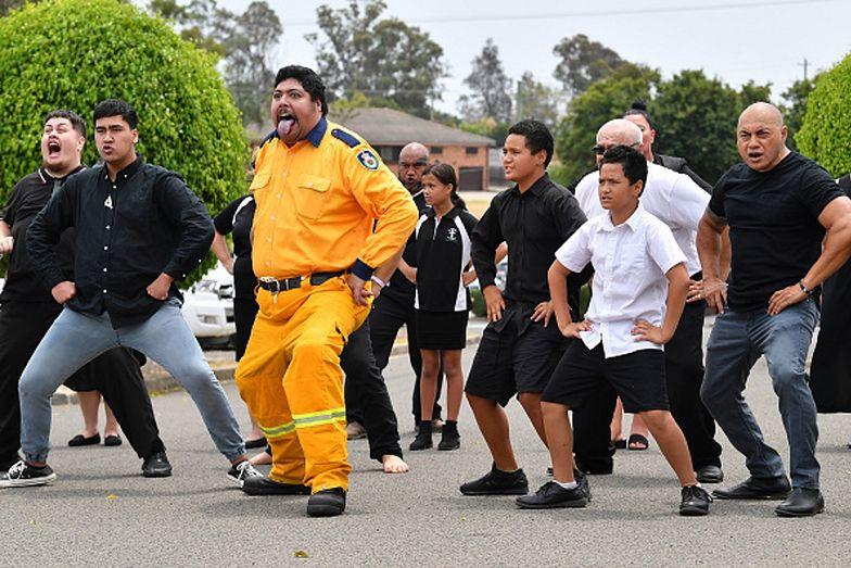 Australia. Strażacy uhonorowali zmarłego kolegę w wyjątkowy sposób