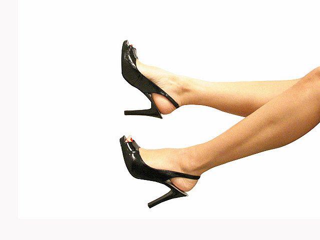 Gładka skóra nóg