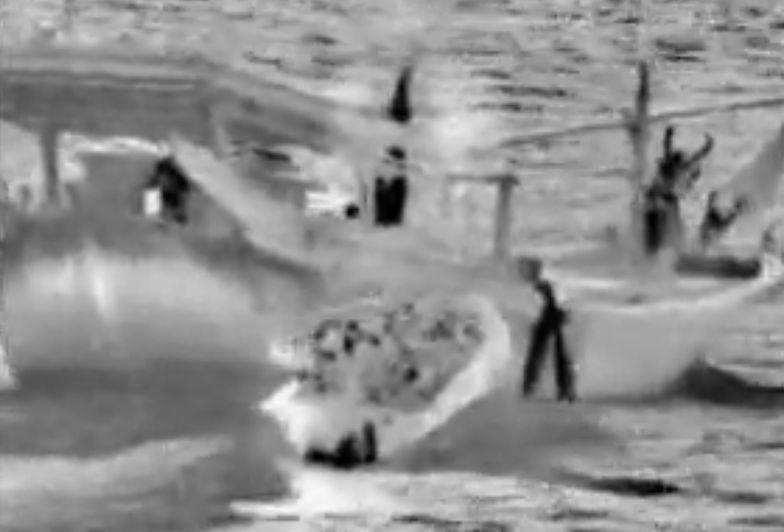 Iran. Amerykanie weszli na pokład. Przerażające odkrycie