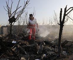 Iran. Katastrofa samolotu. Ukraina zmienia treść oświadczenia