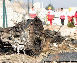 Katastrofa samolotu w Teheranie. Iran zdradza szczegóły zestrzelenia