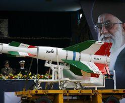 """Iran grozi Europie. """"Zwiększymy zasięg naszych rakiet"""""""