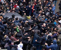 Tragiczne skutki protestów w Iranie. Ponad sto osób nie żyje