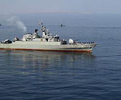 Iran aresztował zagraniczny statek. Tankowiec przejęty w cieśninie Ormuz