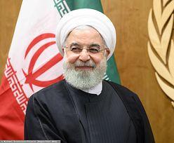 Prezydent Iranu ogłosił odkrycie gigantycznego złoża ropy naftowej