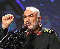 """Iran odpowiada na działania USA i ostrzega, że """"zniszczy agresorów"""""""