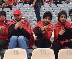 Musiały przebrać się za mężczyzn, żeby obejrzeć mecz. Ich akcja podbiła serca internautów