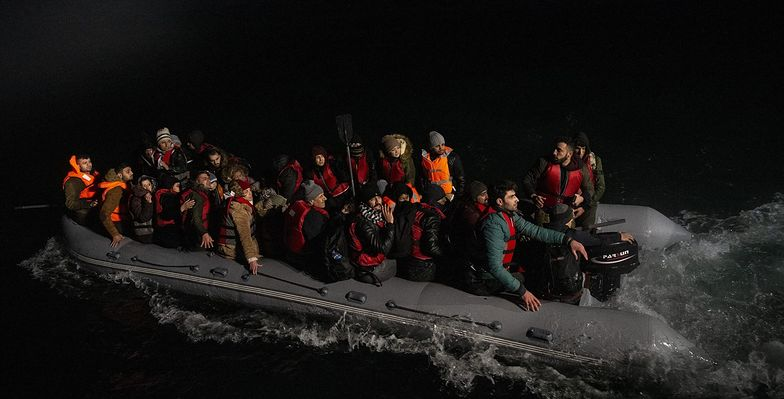 Turcja. Łódź z migrantami zatonęła. Zginęło co najmniej 7 osób
