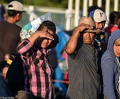 Karawana migrantów coraz bliżej USA. Trump zapowiada sankcje