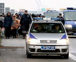 Chorwacja: policja otworzyła ogień do furgonetki z imigrantami. 9 osób rannych, w tym dwoje dzieci