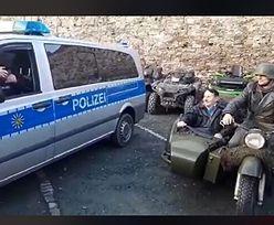 Niemcy. Adolf Hitler rozbawił policjanta. Obaj popełnili duży błąd