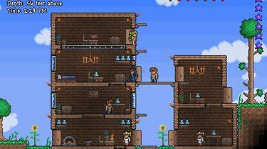 Można już zagrać w Terrarię na Androidzie, ale nie każdemu się to podoba