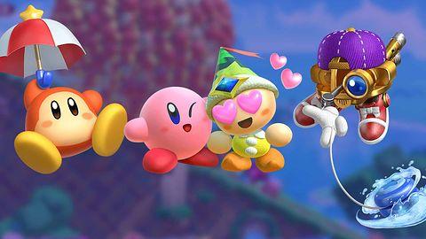 Kirby Star Allies - recenzja. Z gwiezdnymi ziomeczkami najlepiej