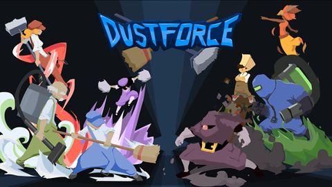 Dustforce - ekstremalne ścieranie kurzu na czas
