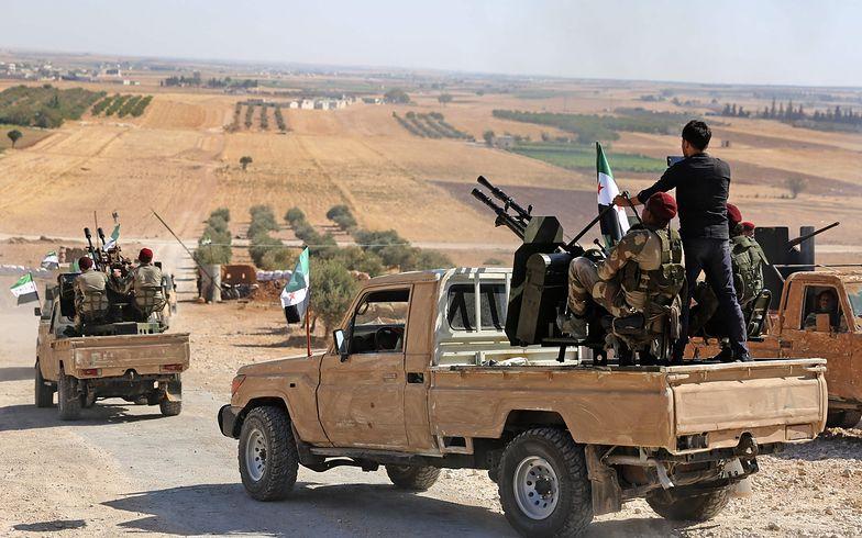 Turcja gotowa na wojnę w Syrii