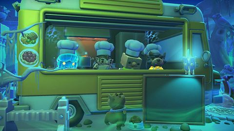 Overcooked! 2: Night of the Hangry Horde już jest. I to od wczoraj!