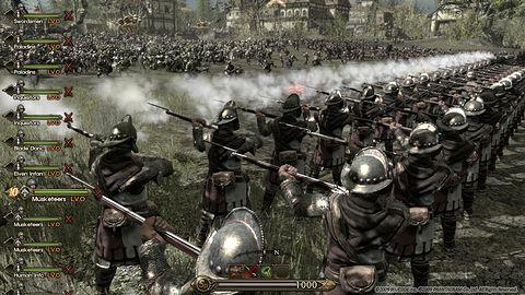Rozgrywka: Kingdom Under Fire II
