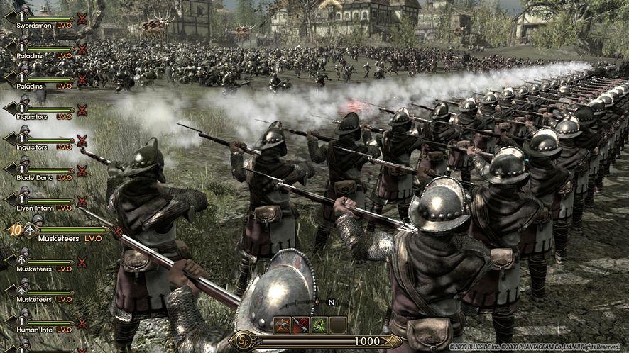 Kingdom Under Fire 2 odpalone na PS3 - światełko nadziei na MMOARTS?