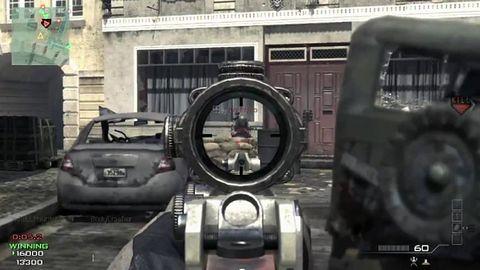 W Modern Warfare 3 twoje gnaty rozwijają się razem z tobą [WIDEO]