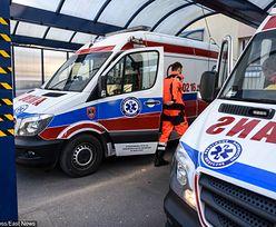 Tragedia w Augustowie. Nie żyje 18-latek z BMW