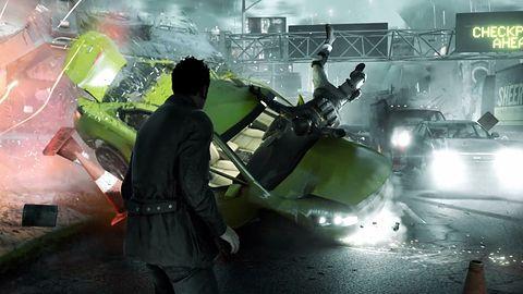 Ponad 16 minut rozgrywki z Quantum Break, to najlepsza rzecz jaką dzisiaj zobaczycie