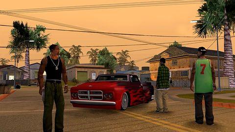 Powrót GTA: San Andreas na Xboksa 360 potwierdzony