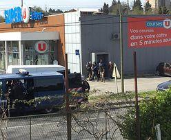 Francja: strzelanina w supermarkecie. Napastnik nie żyje