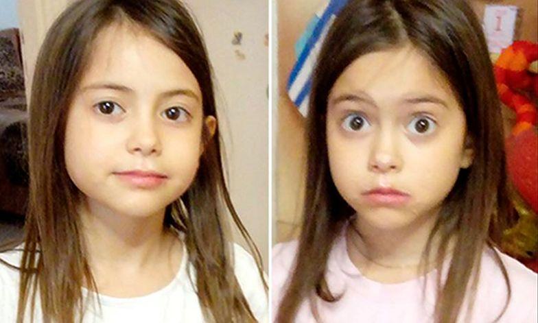Rodzice upublicznili wizerunki dziewczynek