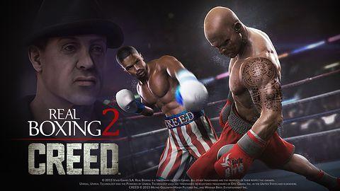 Polskie Real Boxing 2 oficjalną grą towarzyszącą filmowi Creed