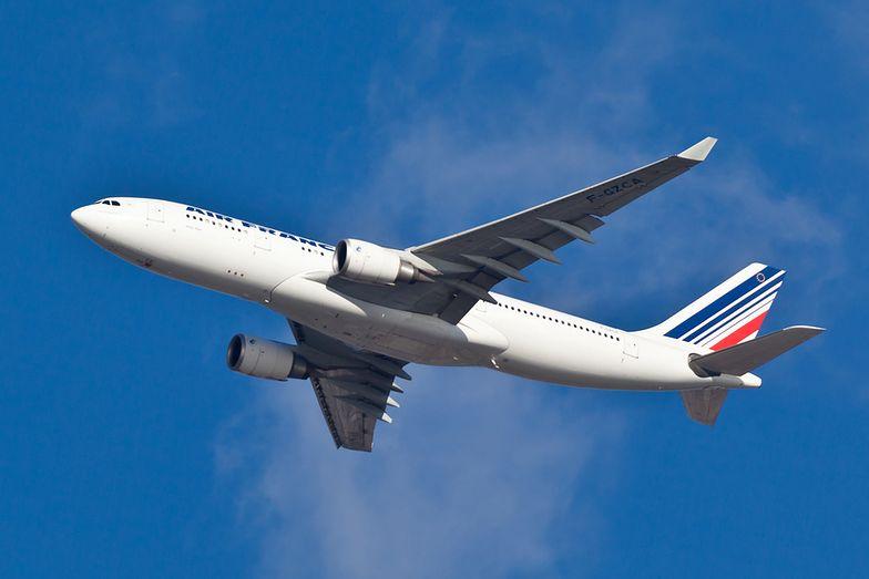 Linia lotnicza Air France powstała w 1933 r. w wyniku połączenia pięciu linii lotniczych