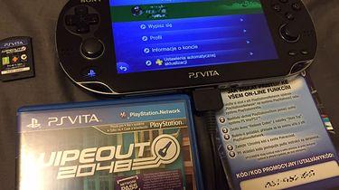 Czytelnikowi zniknęła przepustka sieciowa do Wipeout 2048. Sony przyznaje się do błędu, ale pomóc nie umie
