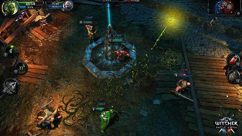 Wiedźmin na komórki i tablety? CD Projekt RED zapowiada The Witcher: Battle Arena. Już graliśmy