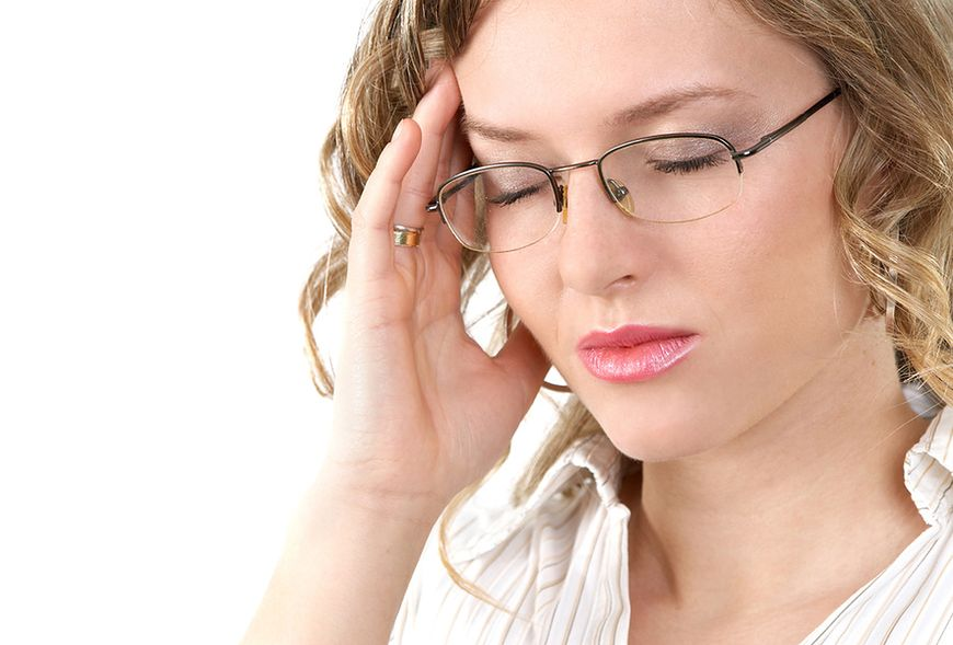 Uciążliwa migrena