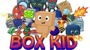 Box Kid Adventures jest polską grą logiczno-zręcznościową tworzoną przez rodzeństwo