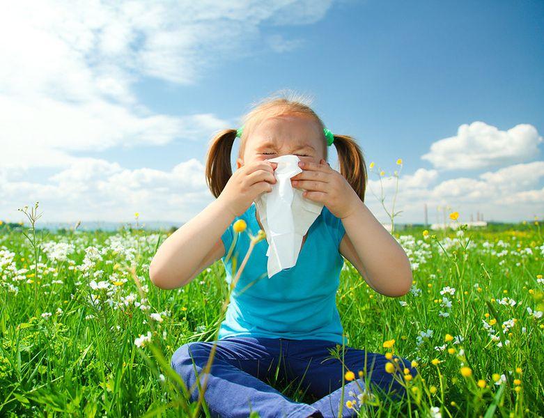 Rosnąca liczba alergików