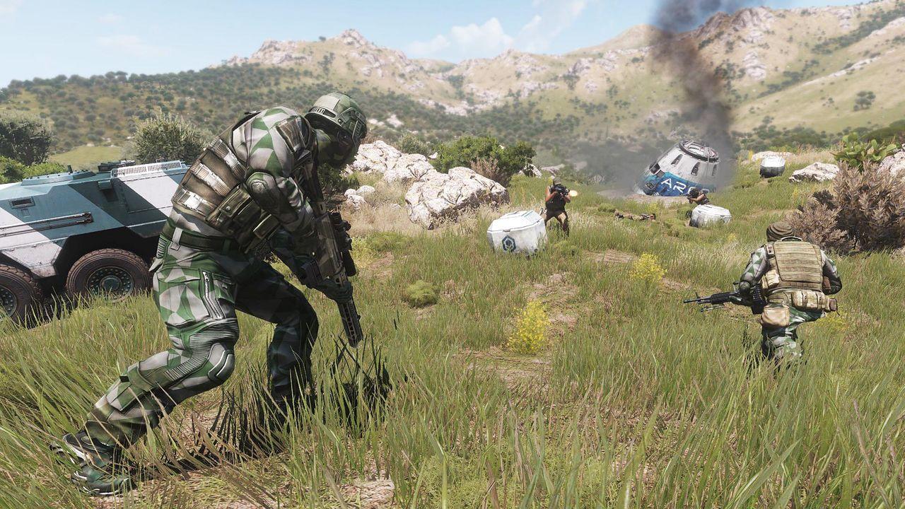 """Argo już niedługo spróbuje """"ożenić"""" Armę z dynamiczniejszą rozgrywką"""